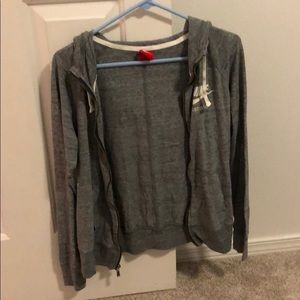 Size small Nike hoodie